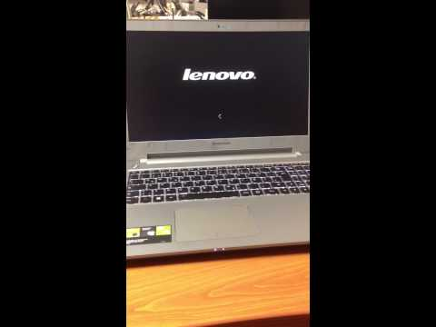 Systemstart Windows 8 / Lenovo Z500 + Samsung SSD 840 EVO