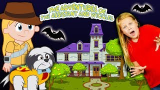 Download The Adventures of the Assistant and Wiggles: Episode 3 The Spooky Halloween Mystery Video