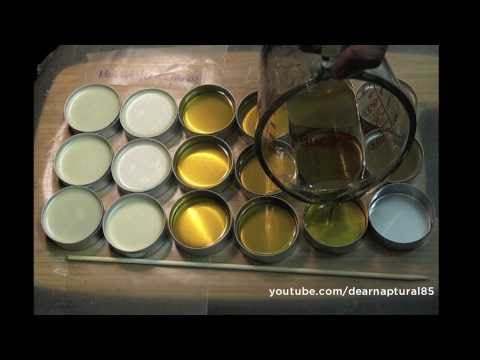 Do It Yourself: Quality Homemade Lip Balm Recipe