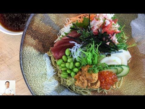 Chirashi Soba | How To Make Sushi Series