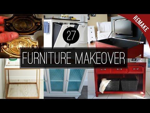 27 Furniture makeover