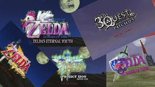 BRUTAL RUPEE BEGINNINGS | Zelda Ocarina of Time Randomizer