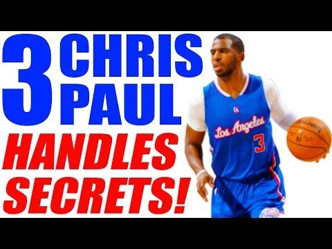 How To Dribble Like CHRIS PAUL! NBA Ball Handles Secrets