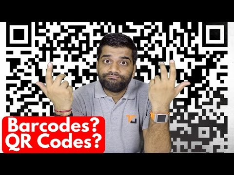 Barcodes & QR Codes Explained | How they Work?