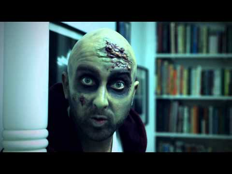 The Zombie Chasers - How to Look Like a Zombie | Halloween Costume DIY