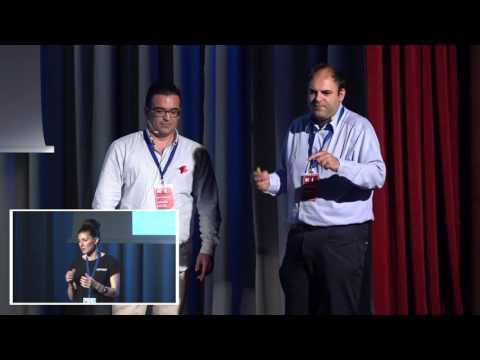 Health is the greatest wealth   Alexandros Tzallas & Markos Tsipouras   TEDxUniversityofIoannina