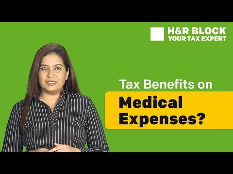 Understanding tax benefits on 'Medical Expenses Reimbursement'