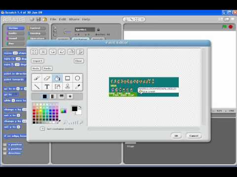 how to make a soccer game on scratch part 1