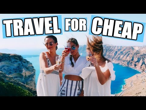 How to Travel as a Broke College Student!