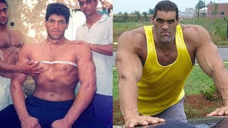 The Great Khali Transformation 2018 | From 18 To 45 Years Old