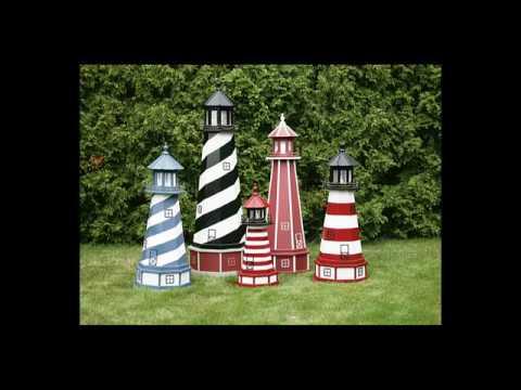 Lighthouse Replicas | Custom Windmills | Nautical Decor | Made in the USA