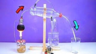 Faça um Incrível Destilador para Feira de Ciências