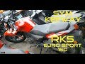 Shopping For A Motorcycle: SYM   Keeway RKS Euro Sport 150