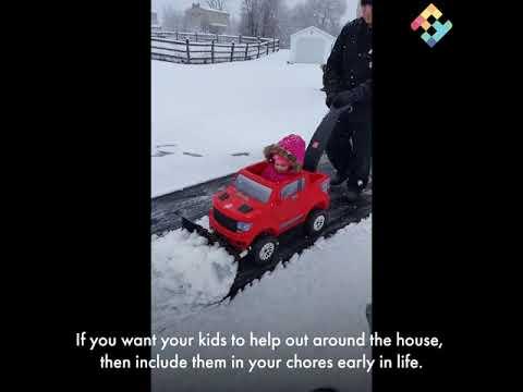 Kid Snow Plow