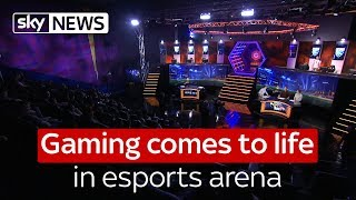 Swipe | Gfinity eSports & the world