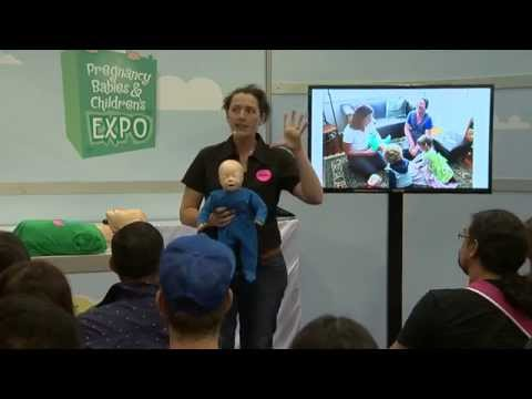 Baby First Aid and CPR