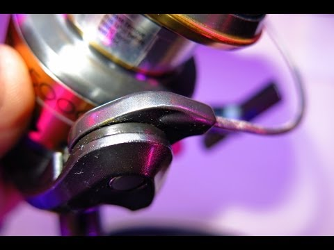 How to Lubricate Fishing Reels to avoid costly repairs