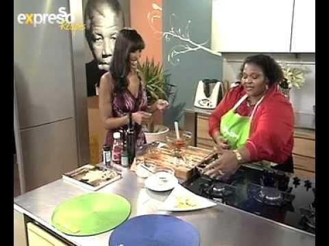 Soya Sauce Lamb Chops with Xoliswa Ndoyiya(21.03.2012)