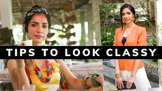 Keep It Classy - 15 Style Tips   Expensive on a Budget   Girl to a Lady