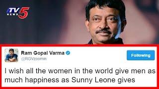 Director Ram Gopal Varma Controversial Tweets on International Women