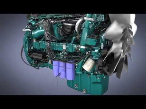 Volvo Truck Boost Leak Test   How To   D12, D13   OTR