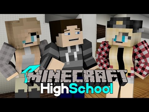Jealous Girlfriend | Minecraft HighSchool [S1: Ep.8 Minecraft Roleplay Adventure]