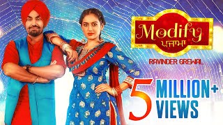 Modify Pajama | New Punjabi Song | Ravinder Grewal | Latest Punjabi Songs 2018 | Tedi Pag Records
