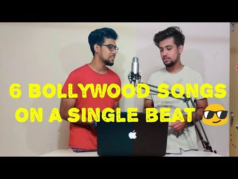 6 bollywood hit songs on shape of you beat
