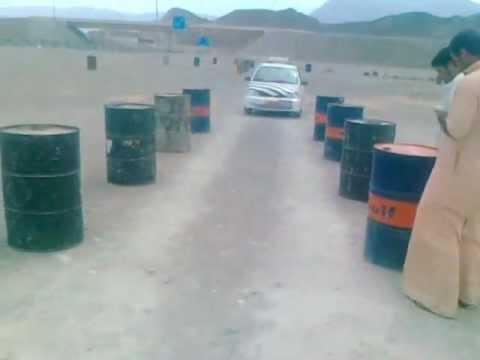 Driving Drum Test Training. Oman