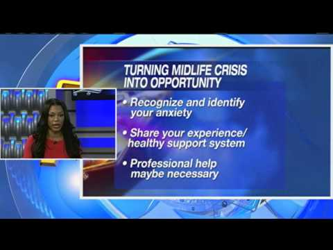 Dealing With A Mid Life Crisis