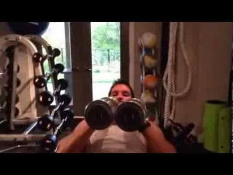 How to Build Bigger Pecs with Lighter Weights (NEW 8-8-16 Pec Workout)
