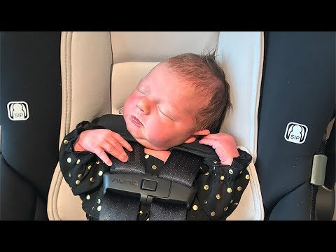 BRINGING BABY HOME FROM HOSPITAL!!! | BABY BLAKE'S FIRST DAY HOME!
