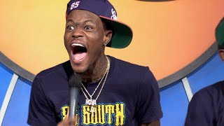 Too Many N Words at The Laugh Factory Part 2 w DC Young Fly, Karlous Miller and Chico Bean