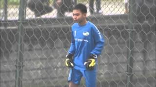 【ハイライト】U-12ベトナム代表×大宮ジュニア「U-12ジュニアサッカーワールドチャレンジ 準々決勝2015」