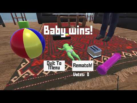 Dead Baby Shuffle Ft. Dildo Toaster - Who's Your Daddy Gameplay