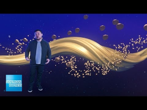 Platinum Transported | Taste with David Chang | American Express