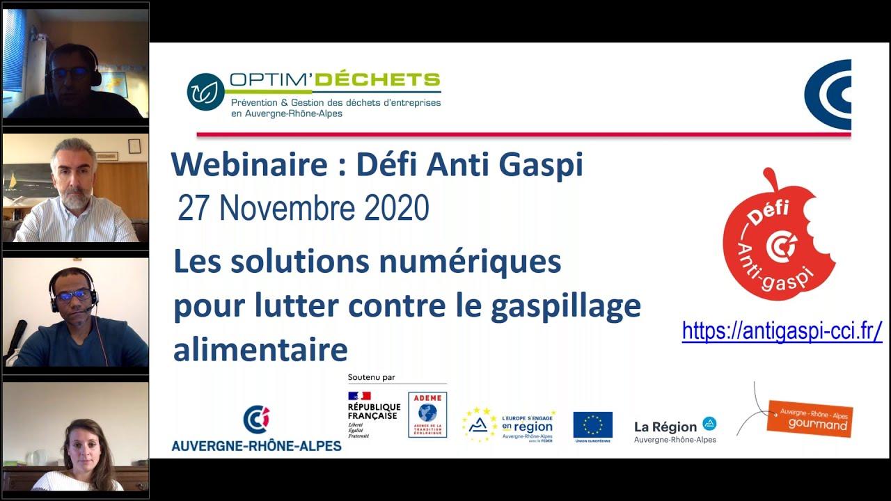 Les solutions numériques pour lutter contre le gaspillage alimentaire