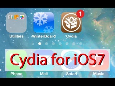 iOS7 Cydia Download