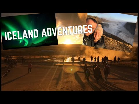 """Iceland Adventure """"Northern Lights"""" Geysers & Waterfalls, is it Expensive? (Blue Lagoon)"""