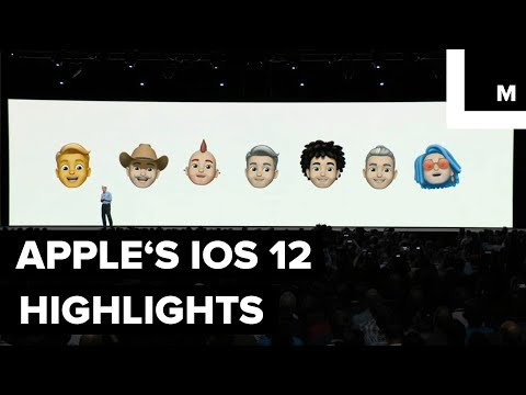 Everything You Need to Know About Apple's iOS 12