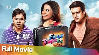 Superhit Bollywood Comedy Movie Four Two Ka One- Jimmy Shergill - Rajpal Yadav- Nikita Anand