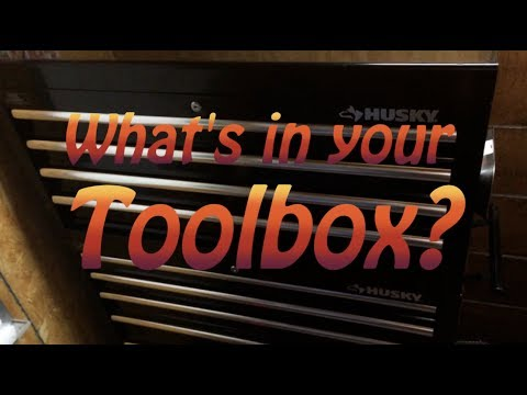 What's in Jafro's Toolbox?