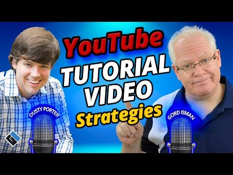 YouTube Content Strategies - Tutorial Video