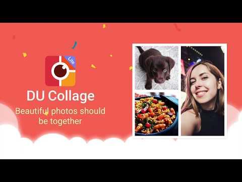 Introducing DU Collage Maker
