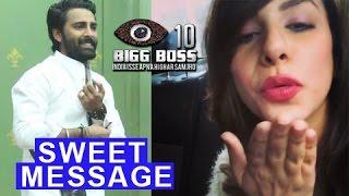 Nitibha's SWEET MESSAGE For Manveer (VIDEO) | Bigg Boss 10