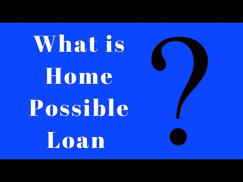 What is the Home Possible®️ Program with Freddie Mac