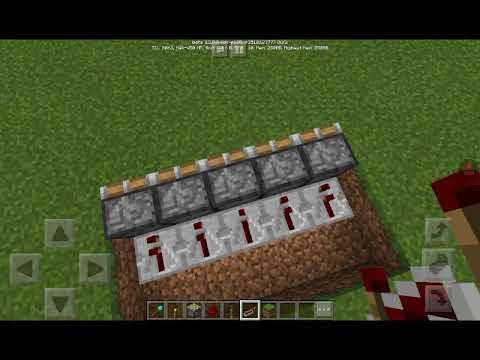 Secret base in minecraft tutorial