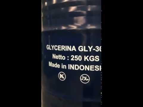 GLYCERINE 99.7%; USP ; INDUSTRIAL GRADE; Malaysia, Indonesia