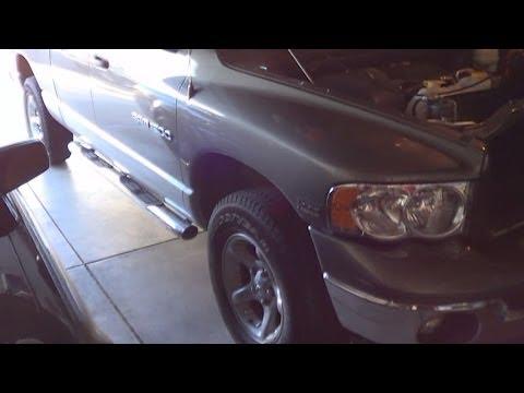 Spark Plug Change 2005 Dodge Ram 5.7 Hemi