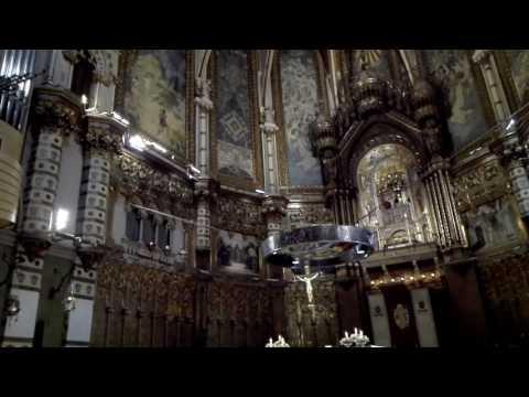 Basílica de Montserrat, Barcelona
